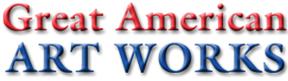 Logo Great American Art Works.