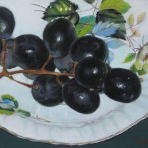 Grappe de raisins