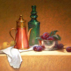 Cuivre et prunes