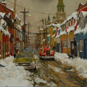 Richelieu street, Ville de Québec, Québec