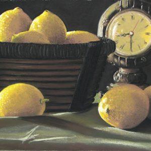 Citrons au panier