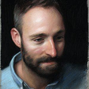 portrait by Alex Kasyan