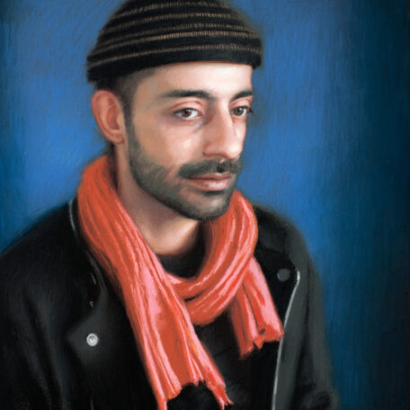 "Alex Kasyan Portrait Artist ""Nima"""